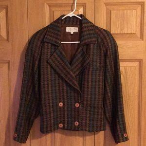 Christian Dior Vintage wool blazer (sz 10)